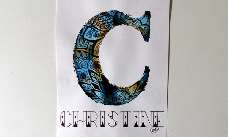 CHRISTINE by YOUST artwork close-up 2 size 800 x 480_1 COM